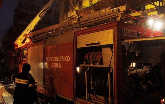 Τραγωδία στη Φλώρινα: Κάηκε ζωντανός μέσα σε σπίτι