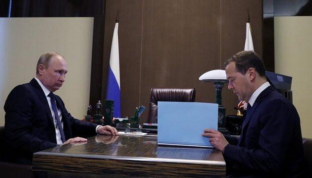 Ρωσικός Τύπος: «Υπόθεση» Πούτιν η νέα κυβέρνηση – Έβαλε τεχνοκράτες και μάνατζερ