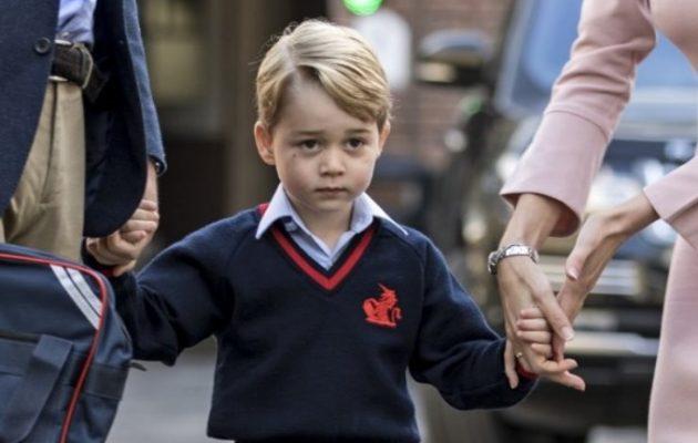 Ο τζιχαντιστής Χουσναΐν Ρασίντ σχεδίαζε να δηλητηριάσει τον τετράχρονο πρίγκιπα Τζορτζ