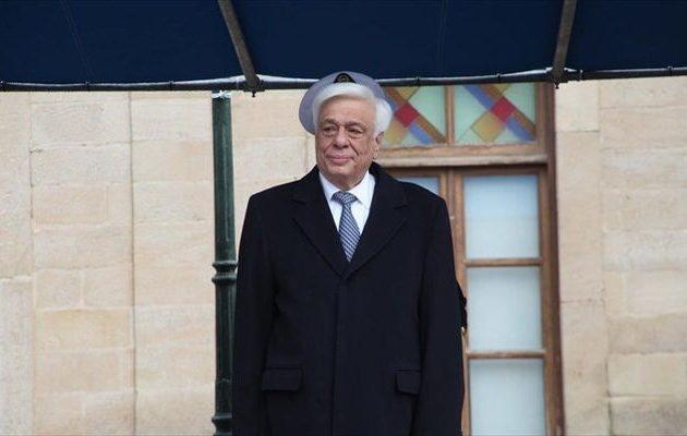 Στη Σύμη την Τρίτη ο Παυλόπουλος για την επέτειο παράδοσης της Δωδεκανήσου στους Συμμάχους