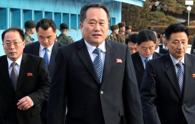 Β. Κορέα: Αδαής και ανίκανη η κυβέρνηση της Ν. Κορέας- Αν δεν ικανοποιηθούμε σταματάμε τις επαφές