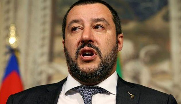 Τέλος στα σενάρια για πρόωρες εκλογές στην Ιταλία έβαλε ο Σαλβίνι
