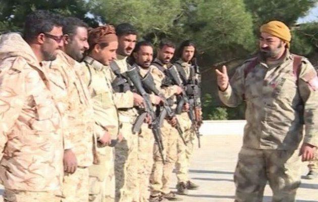 Στρατιωτική σύσκεψη Σαουδαράβων και Κούρδων στην Κόμπανι ανησυχεί την Τουρκία