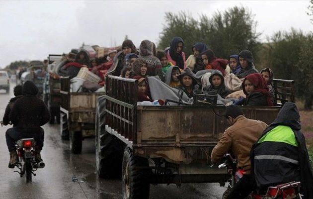 Θλιβερό ρεκόρ για τους εκτοπισμένους των πολέμων – Έφθασαν τα 12 εκατομμύρια