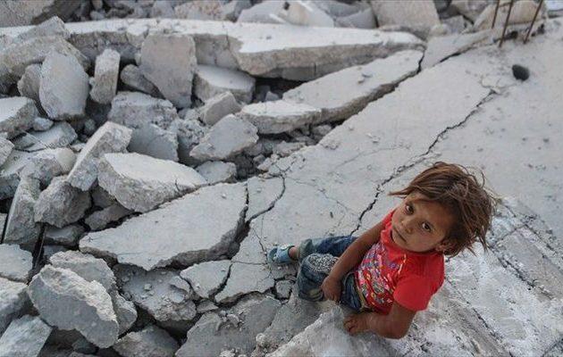Αυτά είναι τα αθώα θύματα του πολέμου στη Συρία