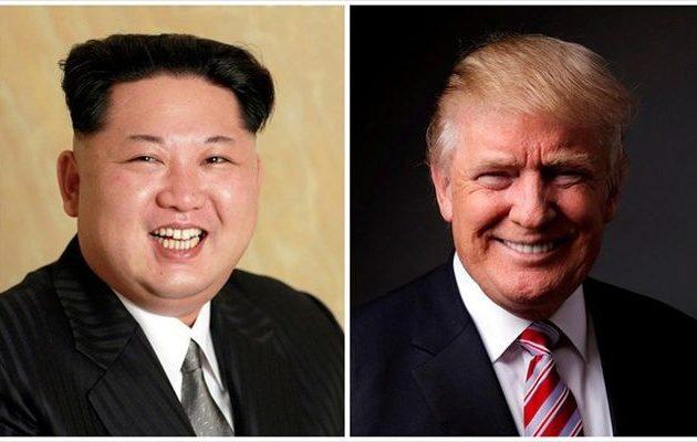 Ο Τραμπ ανακοίνωσε συνάντηση με τον Κιμ στις 12 Ιουνίου στη Σιγκαπούρη