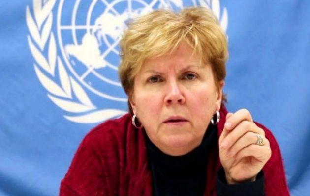 Η Τουρκία δεν αφήνει την απεσταλμένη του Γκουτέρες να έρθει στην Κύπρο