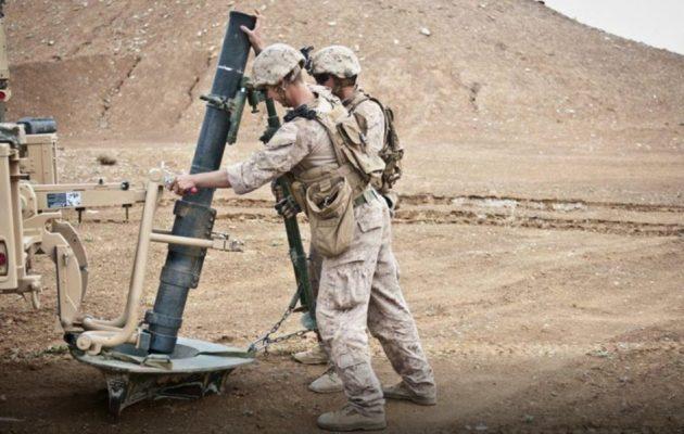 Γαλλικό πυροβολικό υποστηρίζει τις επιχειρήσεις των Κούρδων ενάντια στο Ισλαμικό Κράτος στη Συρία