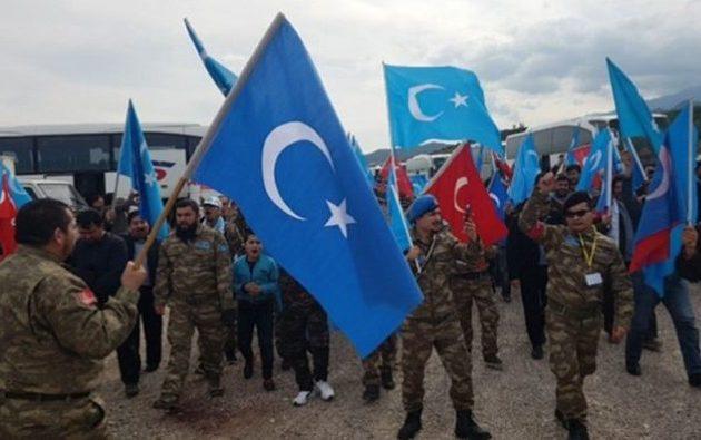 Το συριακό πυροβολικό έπληξε με ρουκέτες Τουρκομογγόλους τζιχαντιστές στην Τζισρ Αλ Σούγκουρ