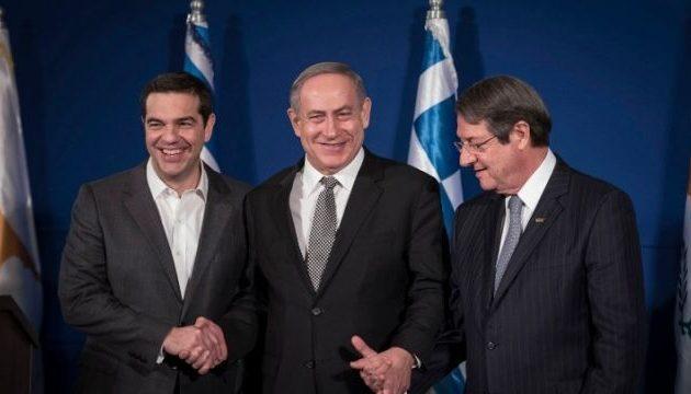 Ποια καυτά θέματα «πέφτουν» στο τραπέζι στην τριμερή Ελλάδας-Κύπρου-Ισραήλ