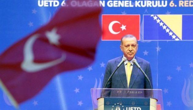 «Αλλάχ Άκμπαρ» φώναζαν οι Τούρκοι στο Σεράγεβο – Οι «γραμμές» που τους έδωσε ο Ερντογάν για κυριαρχία