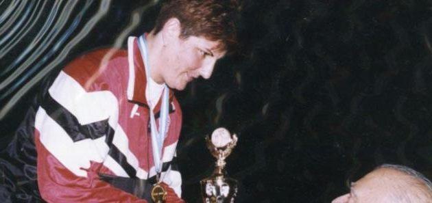 Πέθανε στα 46της η Χριστίνα Κωνσταντίνου, παλιά πρωταθλήτρια σφαιροβολίας