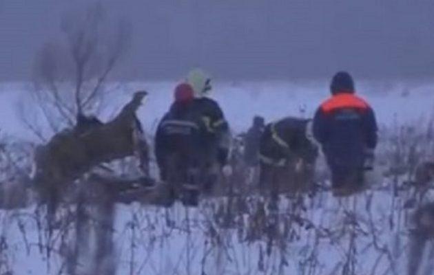 Γιατί έπεσε το ρωσικό αεροσκάφος στη Μόσχα σκοτώνοντας 71 άτομα – Η απάντηση δόθηκε