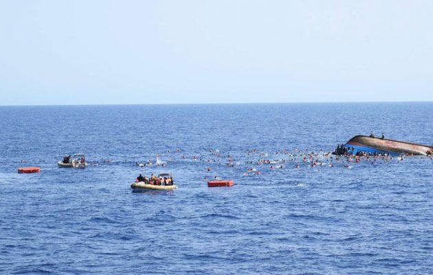 Ιταλία: Νέο ναυάγιο στα ανοικτά της Λιβύης με 114 αγνοούμενους