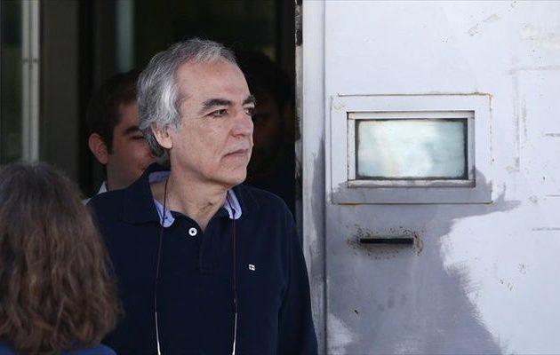 Νέο «όχι» στον Δημήτρη Κουφοντίνα για 9ημερη άδεια από τις φυλακές