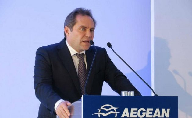 Συμφωνία μαμούθ της Aegean για την προμήθεια αεροσκαφών