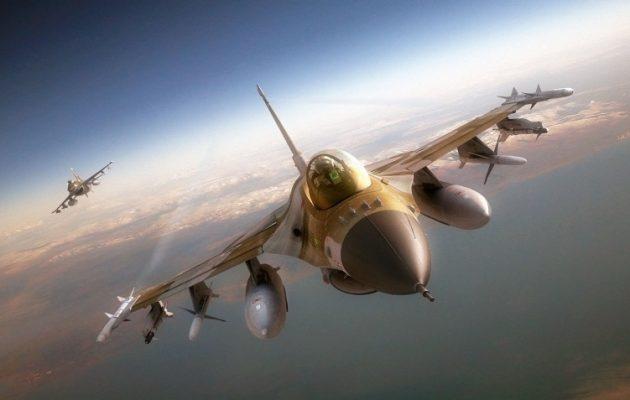Θρήνος στο Ισλαμικό Κράτος – Νεκροί 45 τζιχαντιστές και ο ξάδελφος του «χαλίφη» από ιρακινά F-16