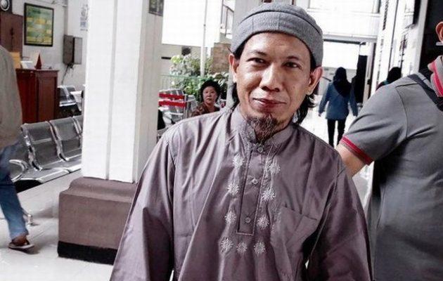 46χρονος ιμάμης στην Ινδονησία καταδικάστηκε σε θάνατο ως μέλος του Ισλαμικού Κράτους