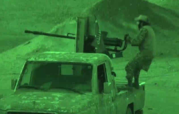 Τζιχαντιστές επιτέθηκαν σε κουρδικά χωριά για αντίποινα – Οι ένοπλοι χωρικοί τους απέκρουσαν