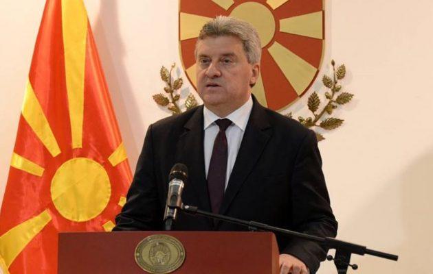 Ο πρόεδρος Ιβάνοφ (σε δύο μήνες φεύγει) αποκάλεσε τον Κεμάλ Ατατούρκ «Μακεδόνα»