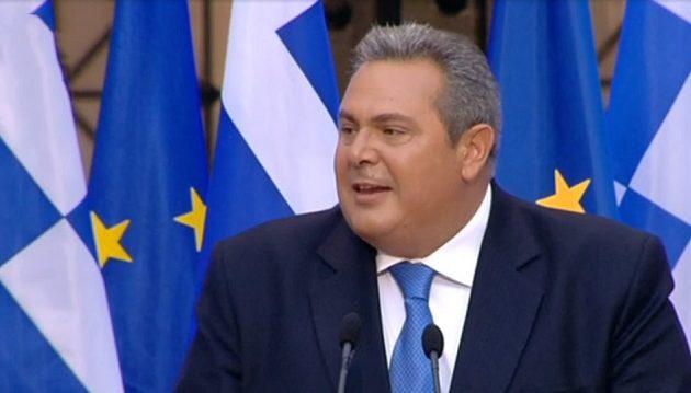 Καμμένος: Ο Τσίπρας καλύτερος πρωθυπουργός της μεταπολίτευσης  – Η πατρίδα έσπασε τα δεσμά