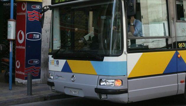 Πυροβόλησαν λεωφορείο στην Αθήνα