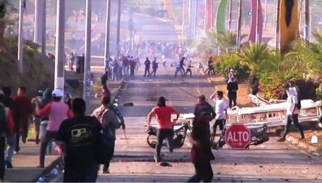 Διαδηλώσεις με «αίμα» στη Νικαράγουα: 212 νεκροί μέσα σε δύο μήνες
