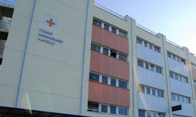 Επτά γιατροί διαγνώστηκαν με κορωνοϊό στη Λάρισα