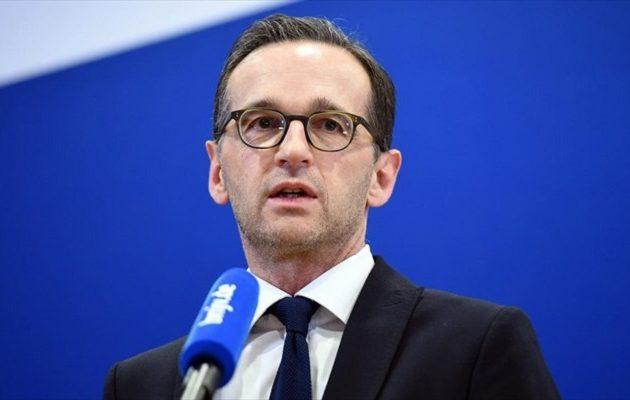 Ο Γερμανός ΥΠΕΞ προειδοποιεί πως η Ευρώπη δεν μπορεί να στηρίζεται πλέον στον Τραμπ