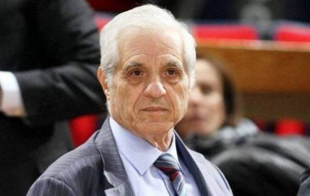 Έφυγε από τη ζωή ο Παύλος Γιαννακόπουλος