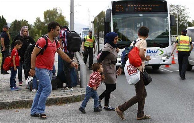 Κατά 70% μειώθηκαν οι αιτήσεις για άσυλο στη Γερμανία – «Ρεκόρ» στην Ελλάδα