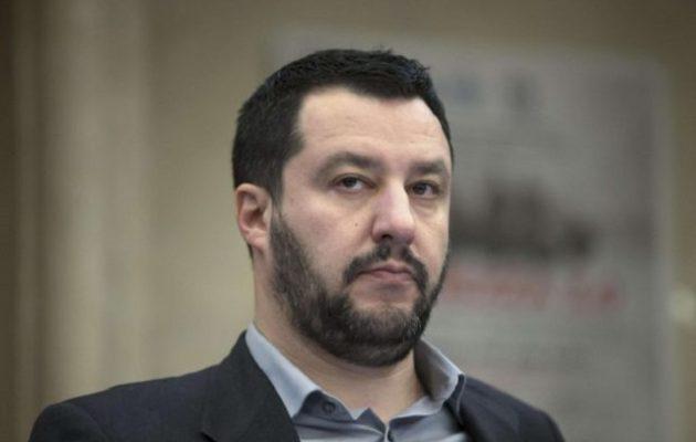 Αλλαγή δημοσιονομικών κανόνων και λιγότερους φόρους στην Ε.Ε. ζητά ο Σαλβίνι