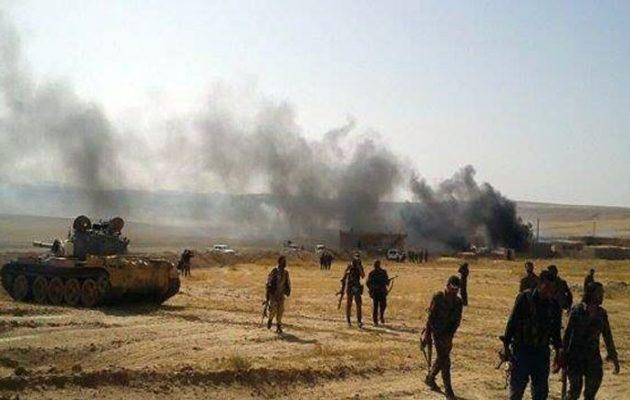 Οι Κούρδοι (SDF) κατέλαβαν το τελευταίο αρχηγείο του Ισλαμικού Κράτους στη βορειοανατολική Συρία