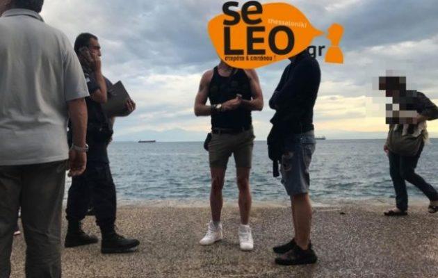 Άγνωστοι δράστες πέταξαν στη θάλασσα στη Θεσσαλονίκη δύο άνδρες που επέστρεφαν από το Gay Pride