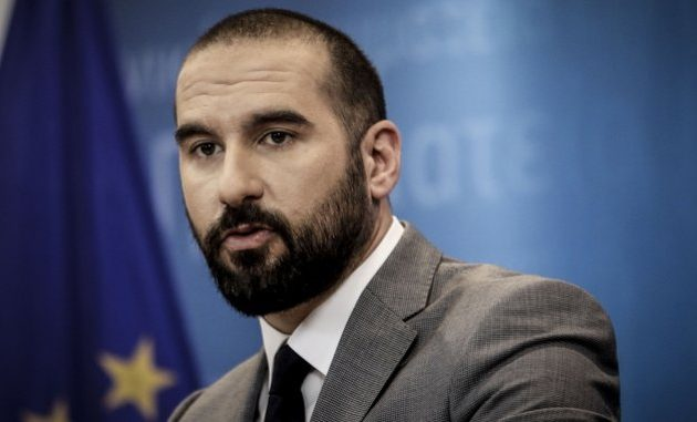 Τζανακόπουλος: «Κανείς δεν μπορεί να σταματήσει την πορεία της εξόδου από το μνημόνιο»