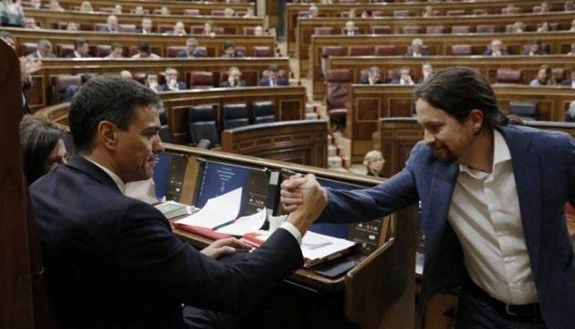 """Ανοίγει ο δρόμος για σοσιαλιστή πρωθυπουργό στην Ισπανία μετά το """"γκρέμισμα"""" Ραχόι"""