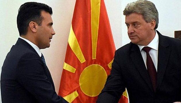 «Σφαγή» στα Σκόπια: Ο Ιβανόφ δεν υπογράφει και απειλεί βουλευτές με φυλάκιση