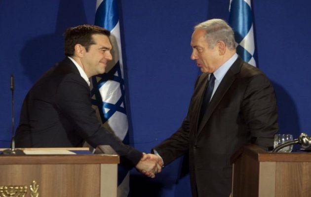 WSJ: Η «απειλή» Ερντογάν έφερε πιο κοντά  Ελλάδα και Ισραήλ