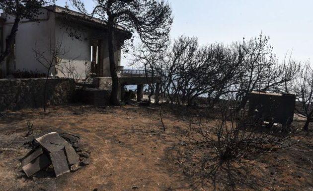 Πολίτης κατέθεσε μήνυση για την πυρκαγιά στην ανατολική Αττική