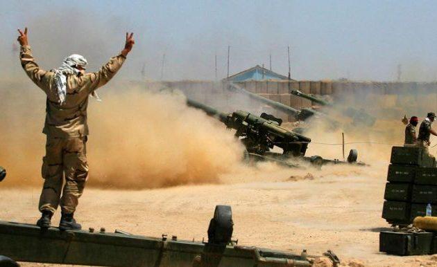 Νεκρός από πυρά του ιρακινού πυροβολικού ο αρχηγός της Ασφάλειας του Ισλαμικού Κράτους