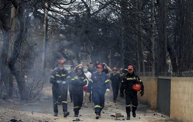 Δήμαρχος Ραφήνας για Μάτι: Η βασική ευθύνη είναι της Πυροσβεστικής