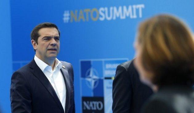 Μήνυμα Τσίπρα στo NATO: Επουλώστε την πληγή, ελευθερώστε τους κρατούμενους στρατιωτικούς