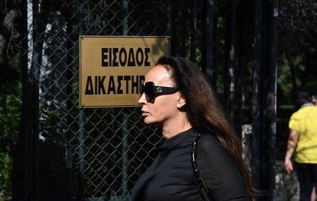 Ελεύθερη χωρίς περιοριστικούς όρους η Βίκυ Σταμάτη μετά την απολογία της