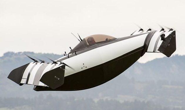 Το πρώτο ιπτάμενο αυτοκίνητο είναι γεγονός και ονομάζεται BlackFly (βίντεο)