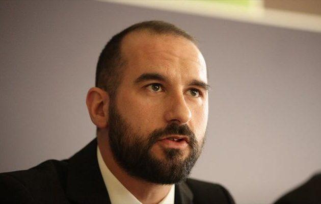 Τζανακόπουλος: Ο κ. Μητσοτάκης διαλύει στο πέρασμά του κάθε δικαίωμα και μετά κατηγορεί τους πολίτες που αντιδρούν