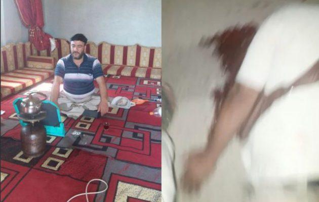 Δείτε σε βίντεο-ΣΟΚ Κούρδους (YPG) να εκτελούν με μια σφαίρα στο κεφάλι οπλαρχηγό μισθοφόρο των Τούρκων (βίντεο)