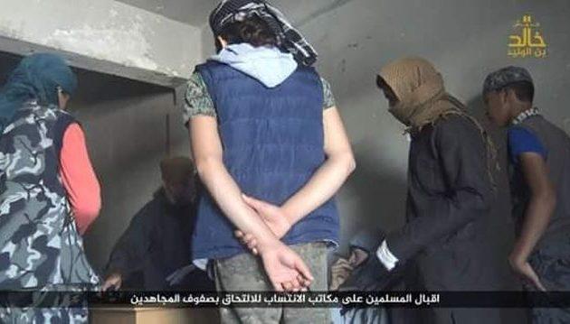 Άνδρες του FSA στην επαρχία Νταράα κατατάσσονται στο Ισλαμικό Κράτος (φωτο+χάρτης)