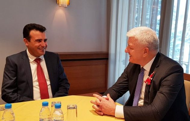 Ο Πρόεδρος του Μαυροβουνίου έπαψε να λέει τα Σκόπια «Μακεδονία» και τα αποκάλεσε «Βόρεια Μακεδονία»