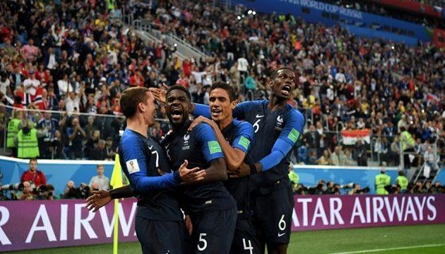 Σε τελικό Μουντιάλ μετά από 12 χρόνια η Γαλλία – Νίκησε 1-0 το Βέλγιο
