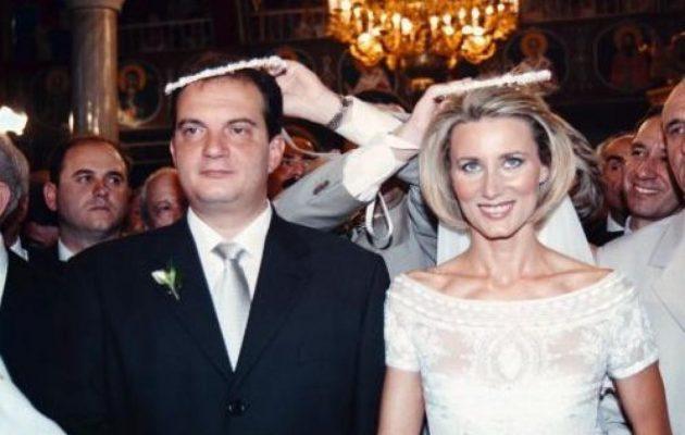 Κώστας- Νατάσα Καραμανλή: Επέτειος 20 χρόνων γάμου!